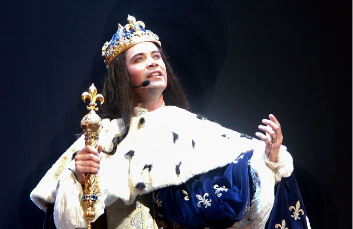 Image result for le roi soleil comedie musicale