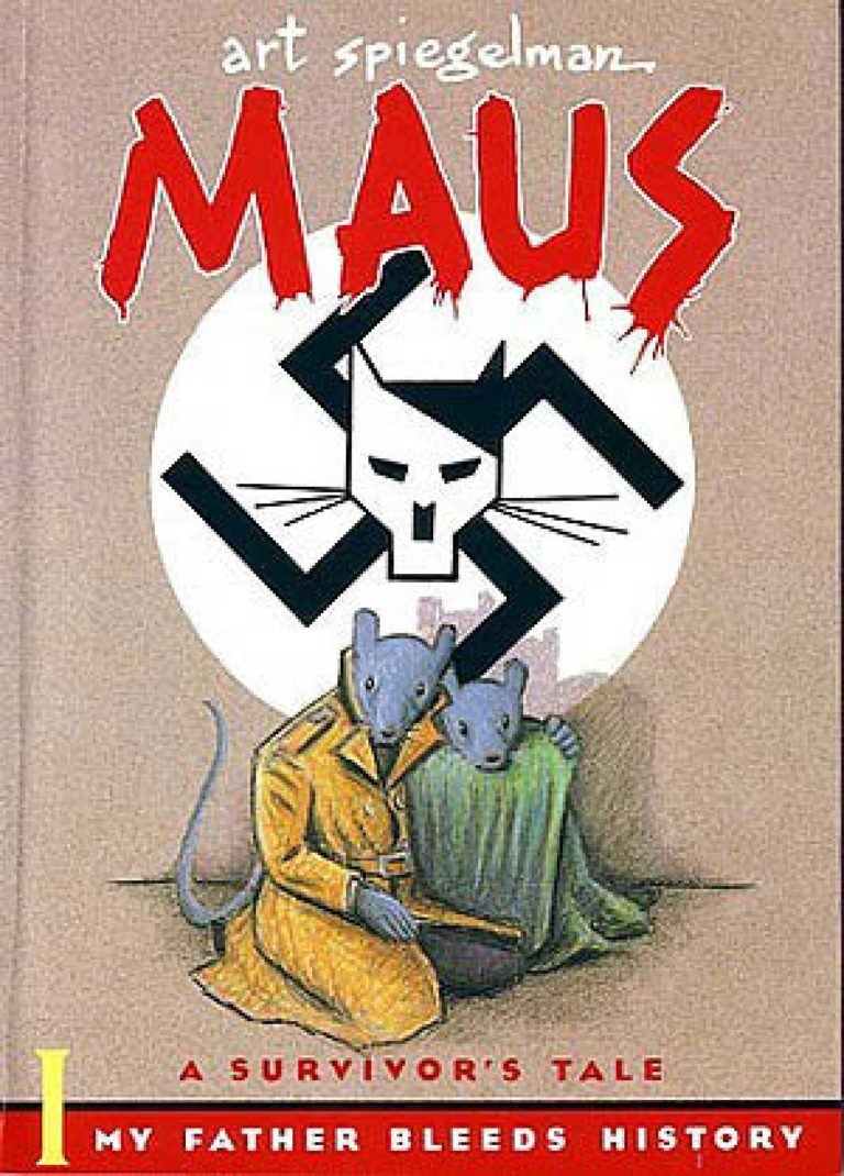 the long term effects of trauma and the strange behaviors of vladek in maus a graphic novel by art s The generation of postmemory marianne hirsch in art spiegelman's maus that first elicited the represent the long-term effects of living.